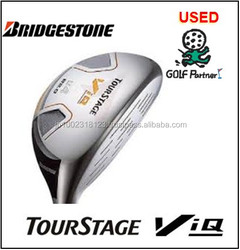 popular and Cost-effective practice golf ball and Used Hybrid Bridgestone Tourstage VIQ(2008) with good condition