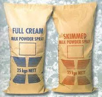 Quality Instant Full Cream/Whole Milk Powder - 25kg Bags