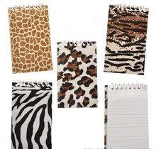SAFARI PRINT NOTEPAD