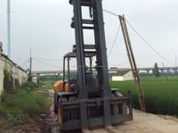 Used TCM 10 ton Forklift,FD100 TCM Forklift For Sale
