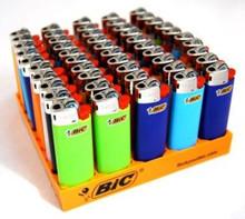 1, 5, 10, 20, 25, 50,100, 200, 500 Full Size Big BIC Lighters