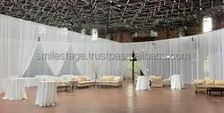 Event pipe and drape / wedding pipe and drape /pipe and drape