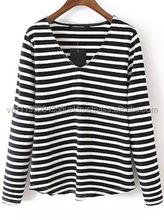 2015 Women wholesale custom wear apparel online shopping t-shirt