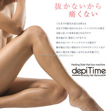 Cordless depiTime electric hair removal selling around the world