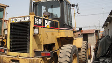 Used CAT 924 Loader With Low Price-used caterpillar 924F wheel loader for sale