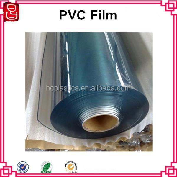 Extruder Thick Plastic Rolls Clear Pvc Flex Film - Buy Thin Plastic ...