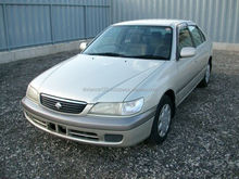 wholesale high quality and reasonable auto 2000 used japanese toyota corona premio car for sale GF-AT210 made in Japan