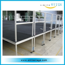 best price four leg mobile stage from shenzhen factory