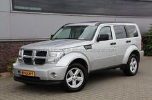 USED CARS - DODGE NITRO 2.8 CRD 4WD (LHD 5785 DIESEL)