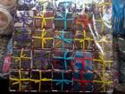 Lenço & guardanapo Handmade genuína Batik para o casamento Celebration presente