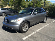 Used Infiniti FX FX35 Sport Package (LHD) 2009