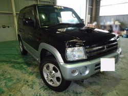 Mitsubishi Pajero Mini VR H58A 2008 Used Car