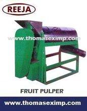 pulper para las frutas