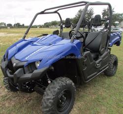 Viking 700 Steel Blue 3-Seater EPS SxS 4x4 Liquid Cooled 4-Wheel Drive
