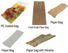 We sell Customized Paper Bags