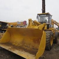 Used caterpillar wheel loader 966E,cheap Cat 966E