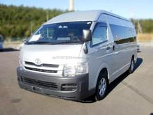 Used (RHD) Toyota Hiace commuter GL van 15 2009