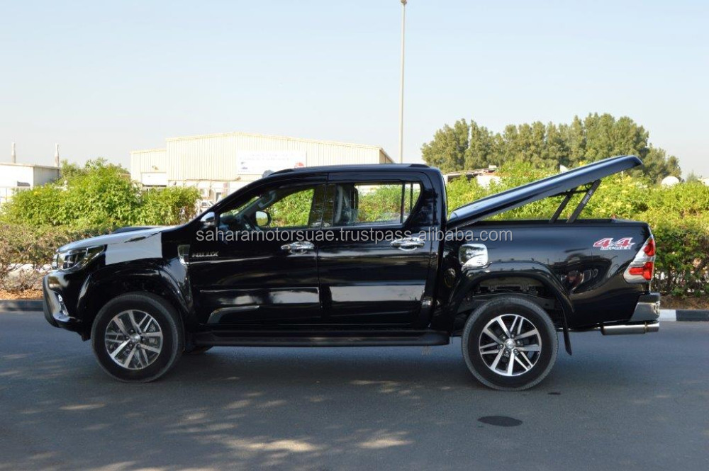 2016 model toyota hilux revo double cab pickup view revo toyota product details from sahara. Black Bedroom Furniture Sets. Home Design Ideas