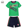 No.66 Speed Racer Story Cool Junior Boys Indian Cotton Pajamas