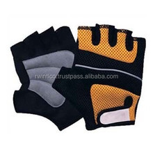 Pakistan Hero Style Cycling Leather Gloves