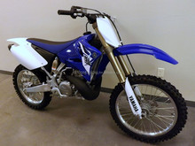 Authentic Original YZ250 Off-Road 2-stroke