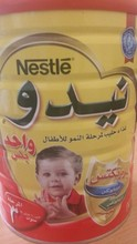 Nido/Nestle Milk Powder in English and Arabic Language available for sale
