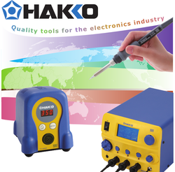 Durable and Famous smd hot tweezers HAKKO with Accurate made in Japan