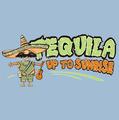 tequila hasta la salida del sol transfer textiles