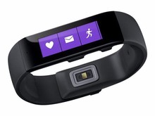 Microsoft Band smart watch (1.4 inch - 64 MB plus Bluetooth)
