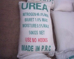 Urea specification 46%N prilled&granular