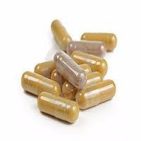 Multivitamin Capsules with Ginseng