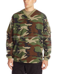 Tactical Ripstop camouflage military shirt and pants
