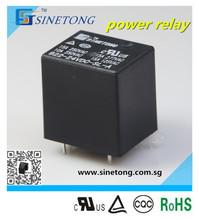 elettromagnetico mini relè 24v 15a pcb relè tipo di alimentazione