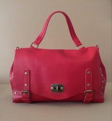 women handbag genuine leather made in italy