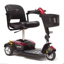 Buy 2 get 1 for Pride Mobility Go-Go LX with CTS Travel Scooter SC50LX + FREE ACCESSORIES