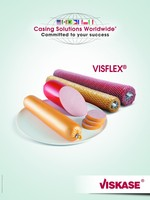 VISFLEX Plastic, Nylon, Polymer Casings for sausage, meats, cheeses
