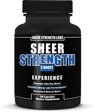 PROVEN Testosterone Booster *More Energy, Sex Drive, & Lean