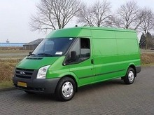 Ford TRANSIT 350 L Delivery Van - Left Hand Drive - Stock no: 11852