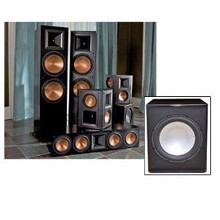 "For New Klipsch Speakers RF-7II Home Theater System, Two FREE 15"" 1000 Watt 15"" Subwoofers"