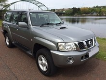 Used Nissan Patrol 4x4 Off-Road Vehicle - Right Hand Drive - Stock no: 12506