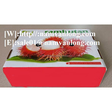 BEST PRICE RAMBUTAN FOR EXPORTING IN VIETNAM/TROPICAL FRESH RAMBUTAN 10kg Bag/ NEW ARRIVAL OF SWEET RAMBUTAN IN PE BAG