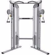 Total Gym PowerTower recreates and strengthens the way your body executes daily physical