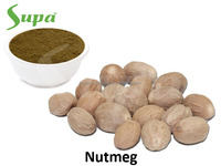 Indonesian Dried Whole Nutmegs