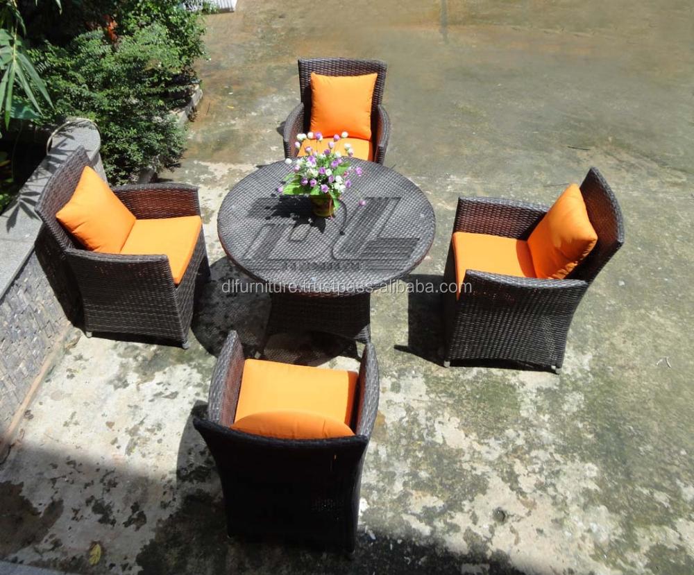 Vietnam Wholesale Rattan Wicker Furniture outdoor Dining