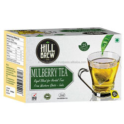 Natural Mulberry Leaf Tea at your door step