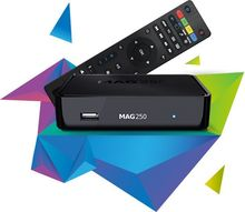 For The New Best MAG 250 Micro IPTV Set-Top-Box BRAND NEW original box