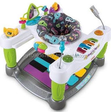 Step and Play Superstar Fisher Price Piano Activity Musical Baby Play Gym Gift