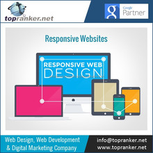 Responsive Website Development with HTML 5 and CSS 3, Responsive Web India