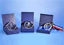 AWC1409 Crystal Medal