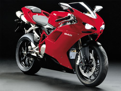 Brand New 2014 Ducatti Sports bike